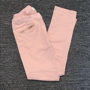 H&M | Girls Pink Jeans (Youth)